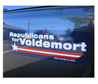 Campaign & Election Bumper Stickers