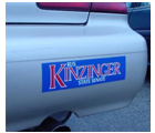 Removable Campaign Stickers